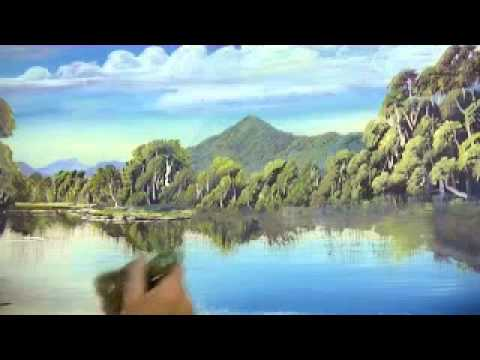 Paint Chinny And The River Part 4 Youtube