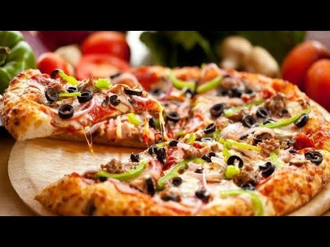 صورة  طريقة عمل البيتزا طريقة عمل البيتزا الايطالي سهلة وبسيطة وأحسن من بتاع المحلات طريقة عمل البيتزا من يوتيوب