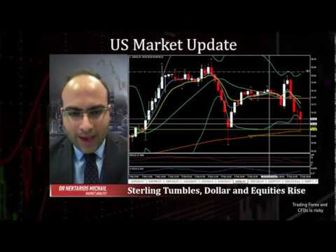 Sterling Tumbles, Dollar and Equities Rise | 05.02.2019