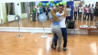 Enrique Iglesias - El Perdedor (Pop) ft. Marco Antonio Solís - Bachata Class Dorin & Niko DDA