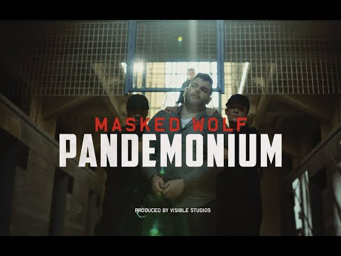 Masked Wolf - Pandemonium (Official Video)