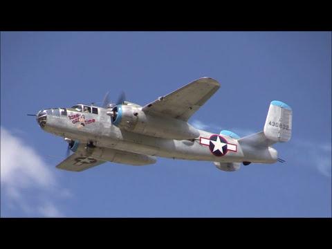 2017 World War II Weekend - Bomber & Transport Flight