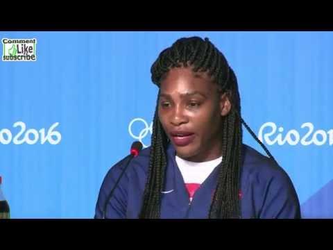 Serena Williams Olympic Games Rio 2016
