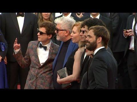 """El filme """"El Ángel"""" sobre la vida de Robledo Puch tuvo hoy su premiere mundial en Cannes"""