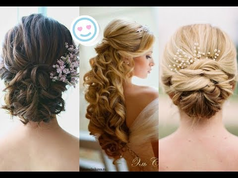 Top 15 Amazing Hair Transformation – Bridal Hairstyles Tutorial