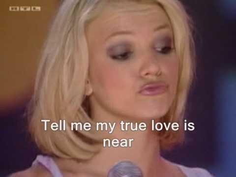 Britney - My only wish this year w/Lyrics