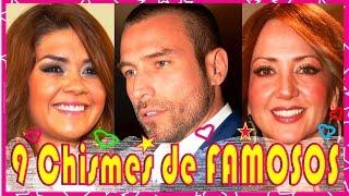9 CHISMES DE FAMOSOS!! Enterate, Noticias, Celebridades, 2016