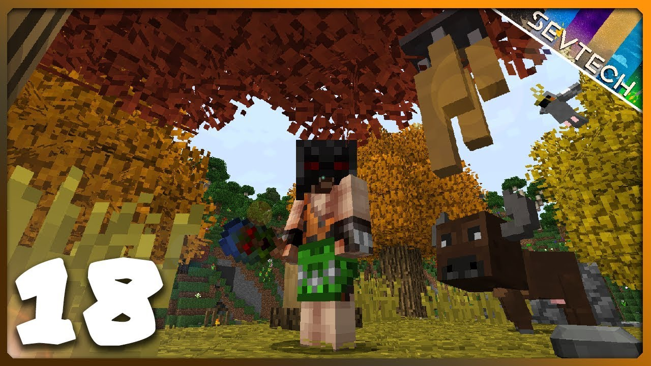 Minecraft: SevTech Ages || KRUNKK'S BUFFALO DANCE! 🕺 || Ep