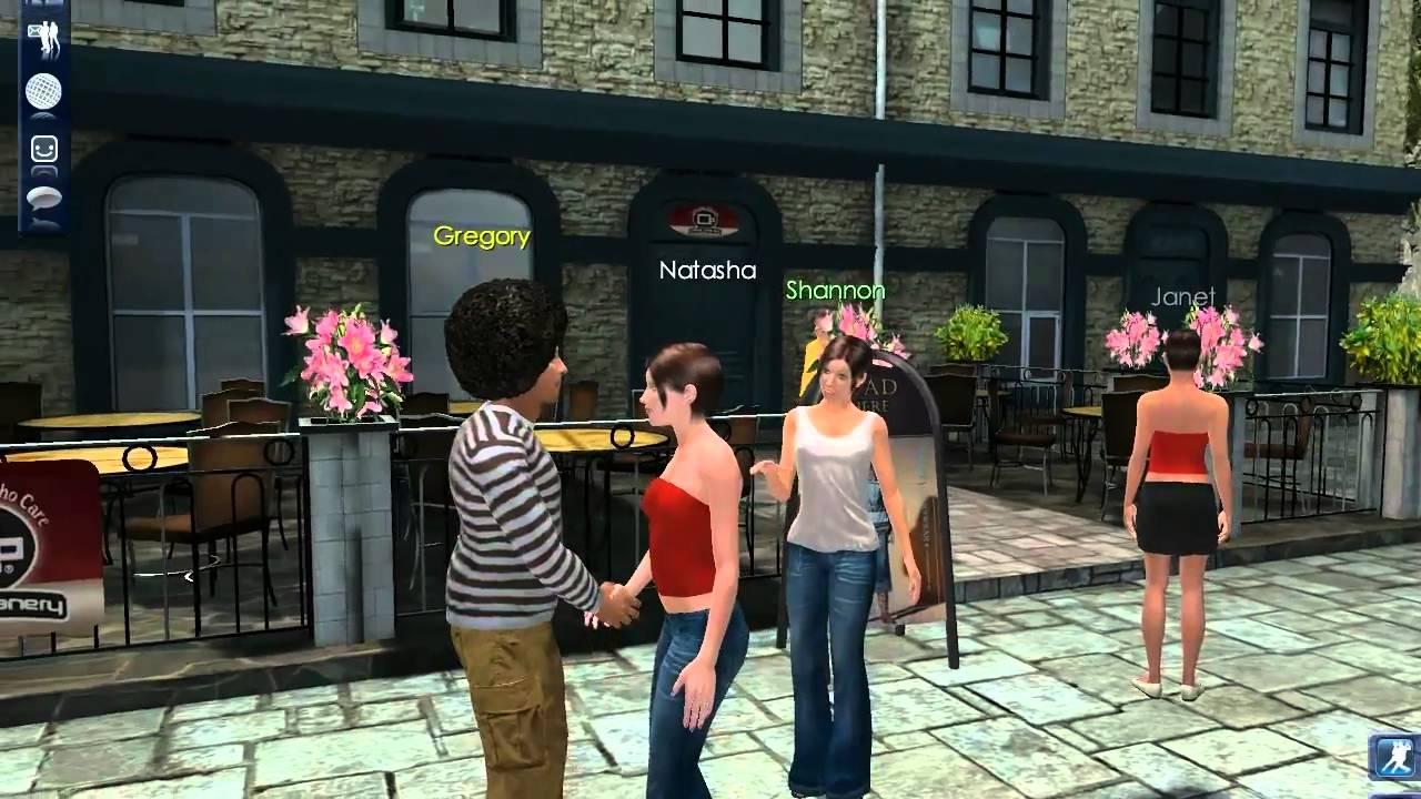 Игры онлайн знакомство