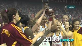 Galatasaray'ın Avrupa Kupaları Koleksiyonu!