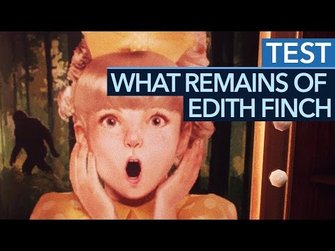What Remains of Edith Finch – Test zum Story-Hit