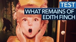 What Remains of Edith Finch - Test zum Story-Hit