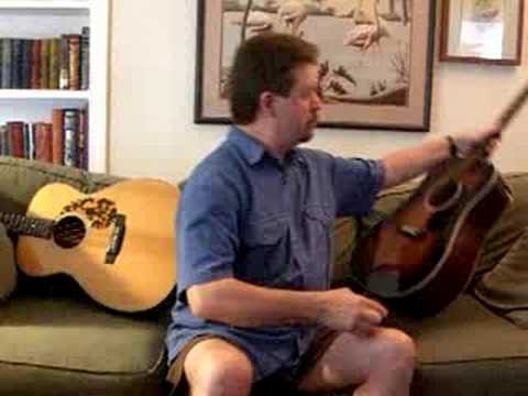 Four Guitar Comparison