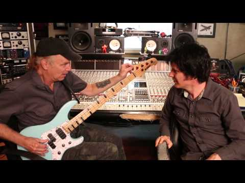 Billy Sheehan: Tracking Bass & Interview - Warren Huart: Produce Like A Pro