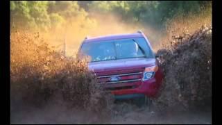 видео Ford Explorer: размер имеет значение. Ford Explorer отзывы