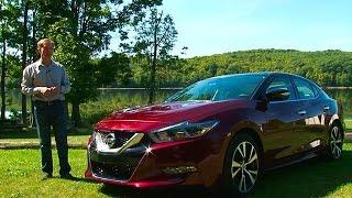 Nissan Maxima Platinum 2016 Review   TestDriveNow