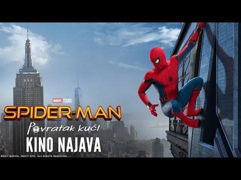 Spider-Man: Povratak kući - kino najava (2)