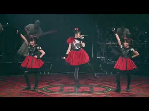 BABYMETAL - Doki Doki ☆ Morning Live @ Budokan Black Night