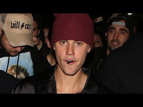 Justin Bieber Chooses Next Single & Info On His Post-BRITs Brawl