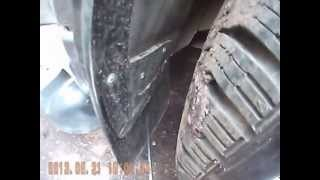 ВидеоОбзор передних брызговиков АЕР на Ховер Н3