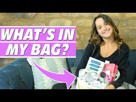 What's In My Bag? | Annie LeBlanc