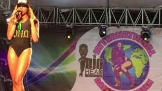 International DanceHall Queen Competition 2015 (Jamaica)