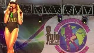 International DanceHall Queen Competition 2015 (Jamaica)