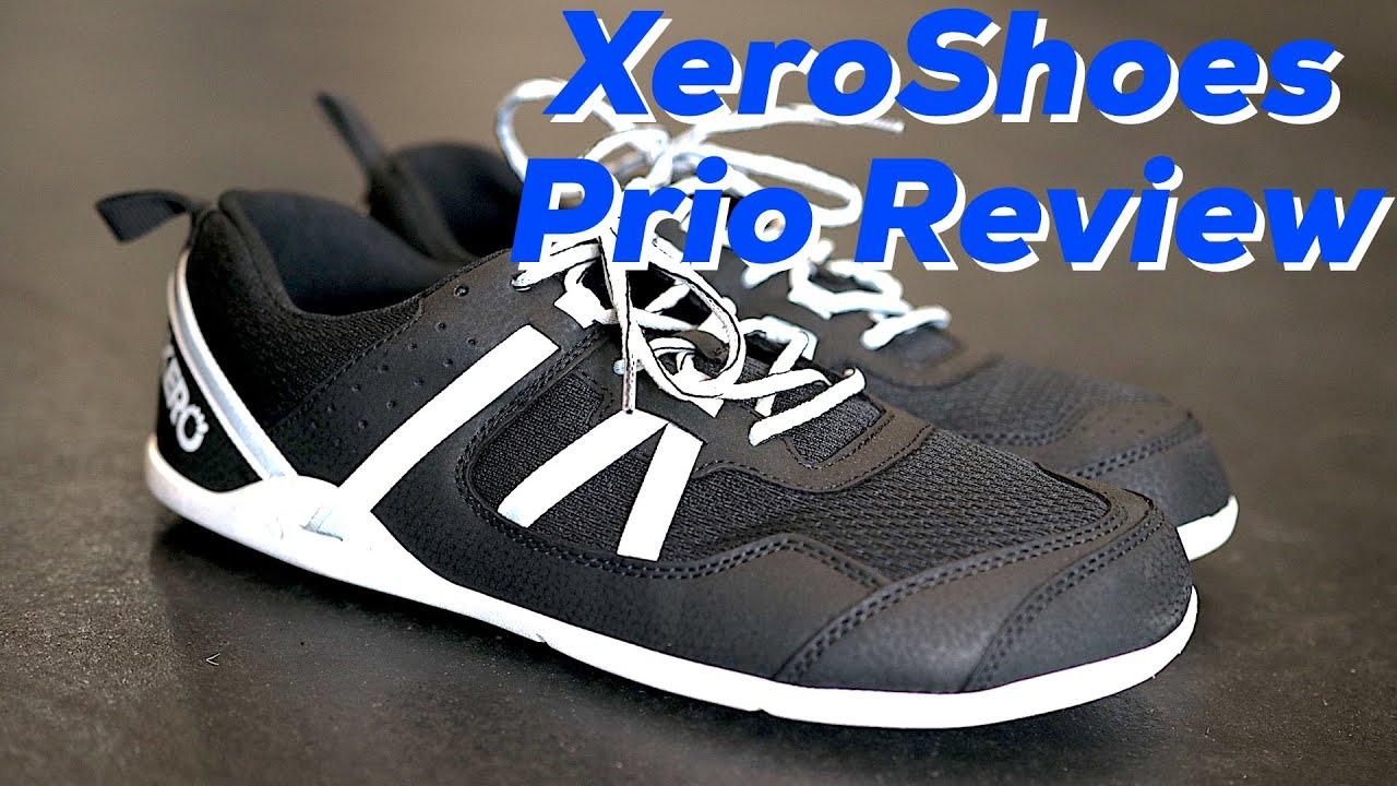Xero Shoes Prio Review - YouTube