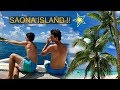 OUR TRIP TO SAONA ISLAND ( Where Caribbean Meets the Atlantic Ocean)