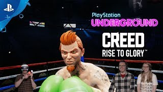 Creed: Rise to Glory - PS VR Gameplay | PlayStation Underground