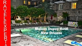 Maison Dupuy Hotel, French Quarters, New Orleans - Review