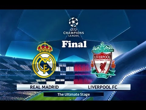 Real Madrid vs Liverpool | UEFA Champions League 2018 Final