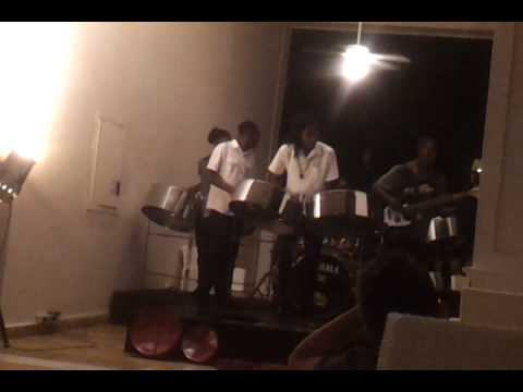 Grand Bahia- Jamaica Steel Band -October 2014