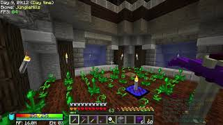 StoneBlock Modpack Supporter Server Ep  29 Max Power + Draconic Fusion  Crafting Injectors