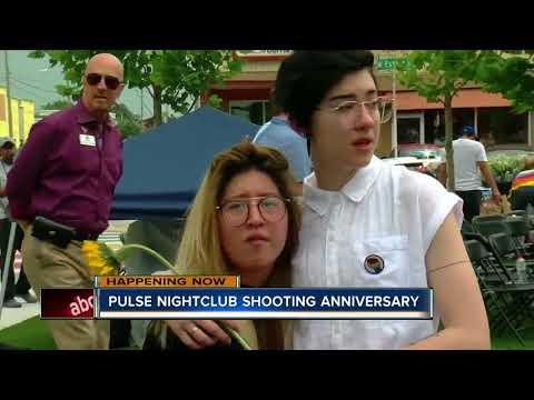 Orlando community remembers Pulse anniversary 2 years later