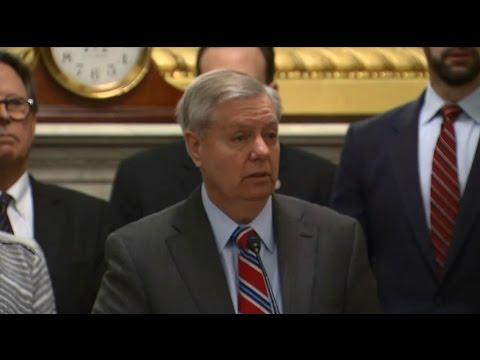 Sens. Graham, Blunt & Cotton and Reps. Lamborn & Zeldin Reintroduce Taylor Force Act