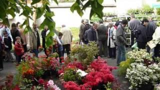 VAREILLES ,Yonne, fête des Saints de Glace 2009