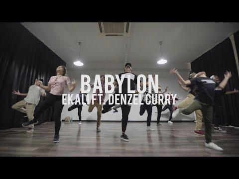 Babylon - Ekali ft. Denzel Curry   Faruq Suhaimi Choreography