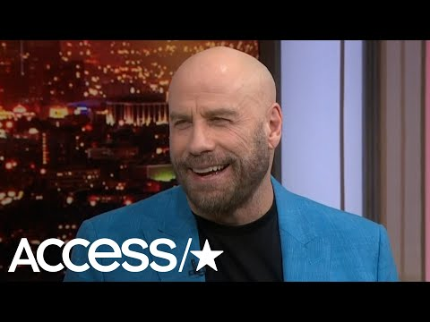 John Travolta Jokes That He May Mispronounce Again While Presenting At VMAs
