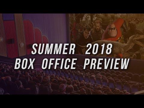 Summer 2018 Box Office P & Predictions