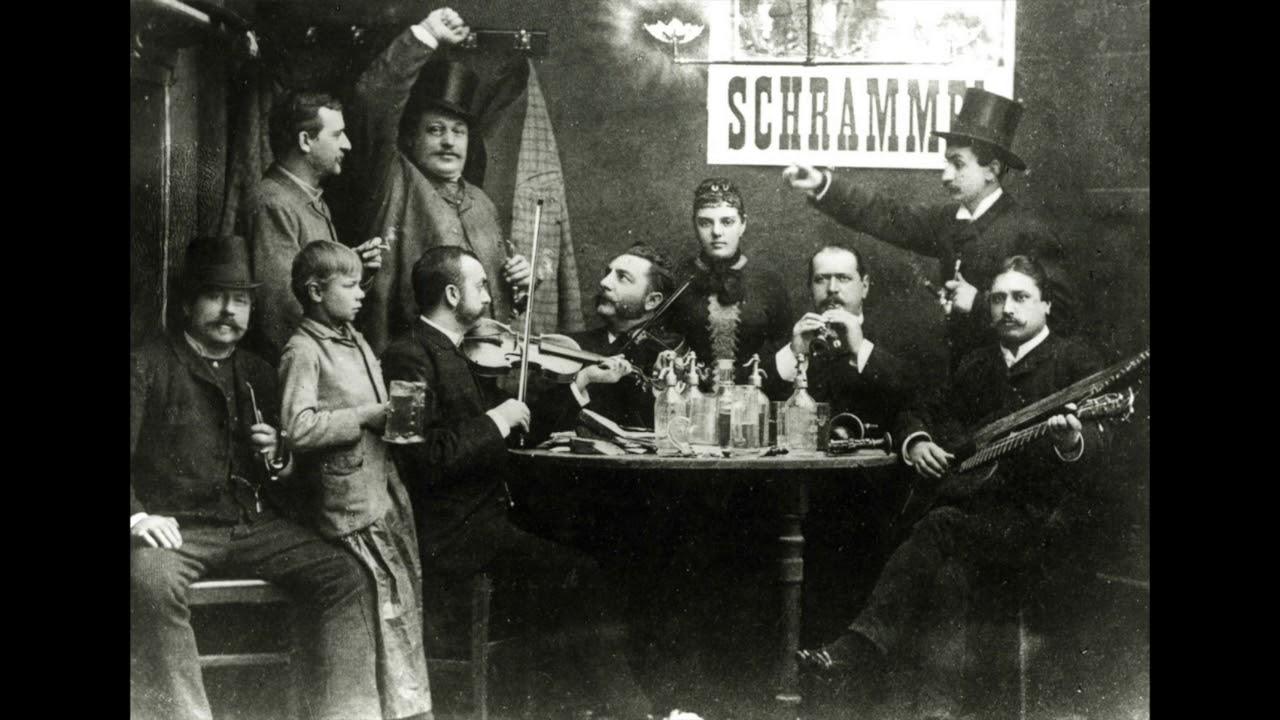 Ensemble Concordanze  - Johann Schrammel - Der Schwalbe Gruss
