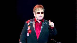 #7 - Ballad Of The Boy In The Red Shoes - Elton John - Live SOLO in Denver 2011