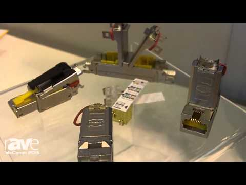 InfoComm 2015: HARTING Displays Network Ethernet Switches