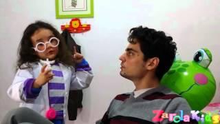 maletin doctora juguetes jugando a los medicos Zarolakids