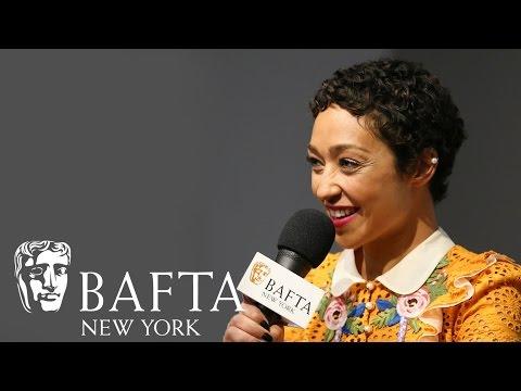 Ruth Negga In Conversation  BAFTA New York
