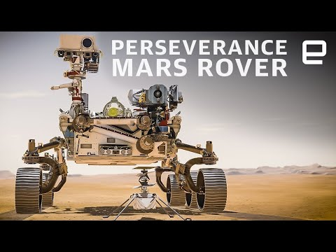 NASA's Perseverance Rover lands on Mars: WATCH LIVE