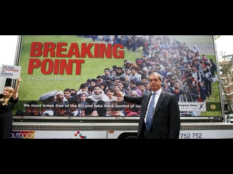 Nigel Farage : Immigration & Migrants.