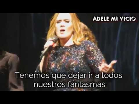 Send My Love (To Your New Lover) [LIVE / ESPAÑOL]
