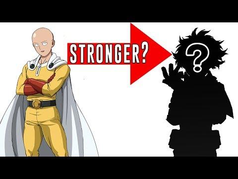Top 10 Animes Like One Punch Man