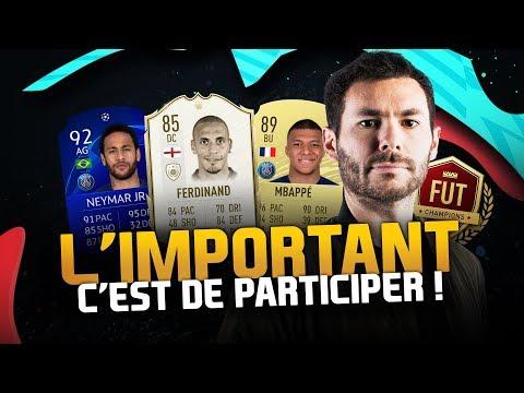 FUT CHAMPIONS - L' IMPORTANT C'EST DE PARTICIPER...